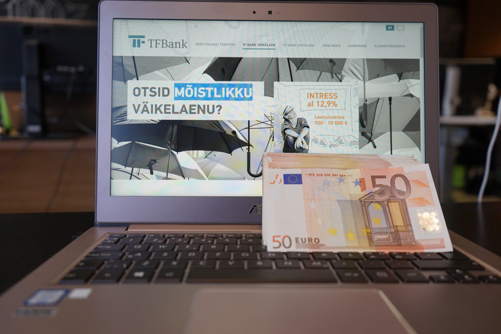 малый кредит tfbank